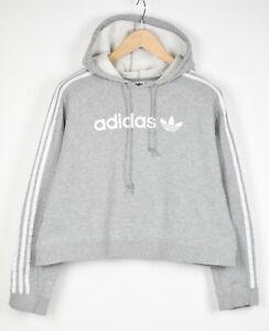 Adidas Femmes D 42 Short Court Logo Imprimé SPORTS Pull Capuche 37366_GS