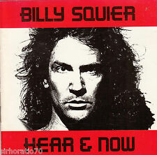 BILLY SQUIER  Here and Now CD - NEW