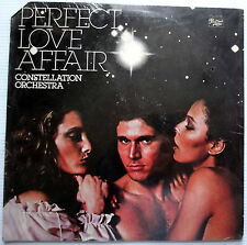 CONSTELLATION ORCHESTRA Perfect Love Affair LP Disco SEALED Prelude