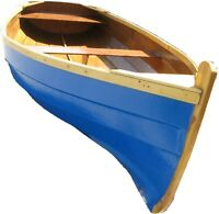 Boat Building Plans for WINCHELSEA 12 Plywood Dinghy by STANLEY SmallCraft