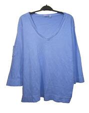 New Fresh Produce Blue Sweatshirt sz 2X