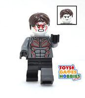 *NEW* LEGO Extremis Soldier from 76007 Iron Man Malibu Mansion War GLOW IN DARK