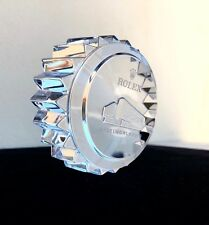 Baselworld Rolex 2013 ORIGINALE fermacarte cristallo daytona gmt glass corona