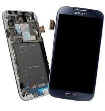 LCD TOQUE pantalla- FRAME SAMSUNG GALAXY GT-I9505 AZUL OSCURO + kit reparación