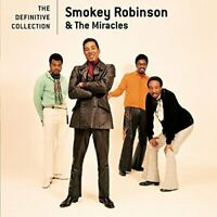Smokey Robinson and The Miracles - The Definitive Collection [CD]