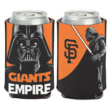 San Francisco Giants DARTH VADER MLB Can Cooler 12 oz. Koozie Star Wars