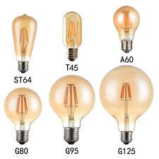 Antique Style Edison Vintage LED Light Bulbs Industrial Retro Lamps B22 or E27