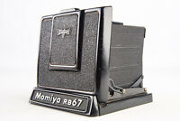 Mamiya WLF Waist Level Finder Viewfinder with Magnifier for RB67 Pro S SD V13