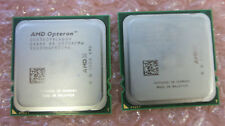 2x AMD Opteron 8360SE THIRD GENERATION 2.5Ghz Quad Core OS8360YAL4BGH Server CPU