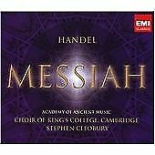 Handel: Messiah, Ailish Tynan, King's College Cho, Audio CD, New, FREE & Fast De