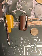 Hot juguetes STAR WARS ESB Boba Fett Deluxe MMS464 de caballo 2 Suelto Escala 1/6th