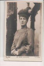Vintage Postcard H.M. Queen Alexandra