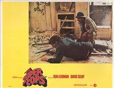 The Super Cops 1974 11x14 Lobby Card #6