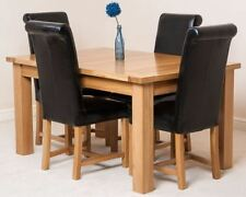 Oak Up to 8 Seats Furniture Direct Table & Chair Sets