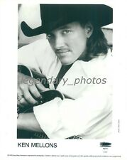 Ken Mellons Epic Records Original Music Press Photo