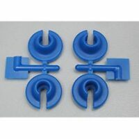 Lower Spring Cups Blue Traxxas Losi Associated MGT Rally RPM RPM73155