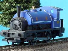 HORNBY CLASS 0FST SADDLE TANK LOCO 0-4-0ST 272 CALEDONIAN RAILWAY CR BLUE R2672