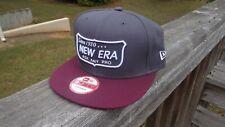 New Era brand snapback hat New