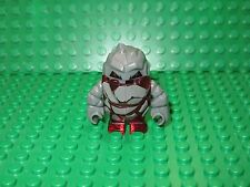 Lego Power Miners Red Rock Monster minifigure Meltrox 8960 minifig