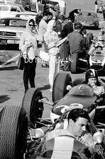 Jim Clark Lotus F1 Portrait Photograph 4