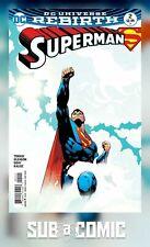 SUPERMAN #2 (DC 2016 1st Print) COMIC