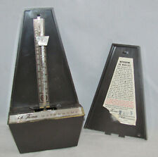 Seth Thomas Conductor 1104 Model E500-000 Vintage Metronome