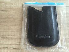Blackberry gsm cover original (réal cuir )
