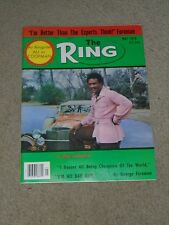 Muhammad Ali JP Coopman Door Poster of Program Cover