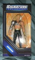 DC UNIVERSE  AQUAMAN SIGNATURE SERIES   EXCLUSIVE  MIB