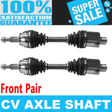2x Front CV Axle Drive Shaft for DODGE RAM 1500 06-10