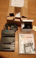 Vintage Polaroid Color Scanner Photopad PC Mac 1625616