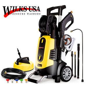 Wilks-USA Nettoyeur Haute Pression RX545 - très Puissant - 210 Bar / 3050 psi