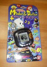 BLACK Guaranteed Micalun & Devitan 1998 BANDAI Tamagotchi Game Japan vintage