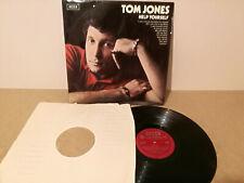 Tom Jones Help Yourself Vinyl LP record 1968 11 tracks