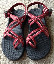 Chaco ZX2 Yampa Sandal - Adjustable Straps - Women's Size 7 - Rouge - New!