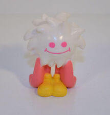 """1.5"""" Flumpy White Moshi Monsters Moshlings #54 Series 1 PVC Action Figure Toy"""