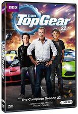 TOP GEAR UK Season 22 (2014-2015) FINAL Jeremy Clarkson BBC TV Series NEW DVD R1