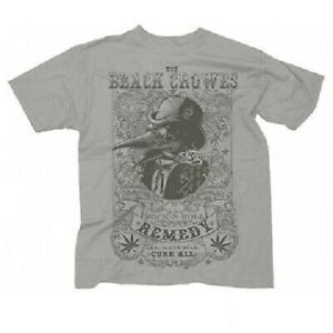 BLACK CROWES T-Shirt Remedy Brand New Authentic XS-5XL