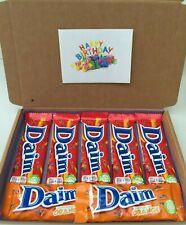 Daim Chocolat Barres Box Set pour cadeaux d'anniversaire spécial cadeau
