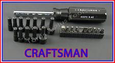 CRAFTSMAN HAND TOOLS 23pc Magnetic Torx Handle Screwdriver / Nut driver set  !!