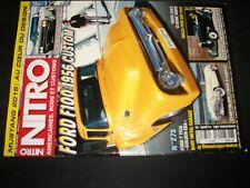 "** Revue Nitro n°273 Ford F100 Pick Up 1956 / Chevrolet Corvette 66 "" Recoil """