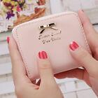 Women Mini Coin Purse Small Wallet Key Card Holder Case Bag Pouch Clutch Handbag