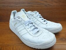 Adidas tie break Blanco Zapatillas Size UK 8 EU 42