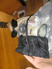 WILEY X Z87 XL-1 SG-1 GOGGLES –Excellent W/ storage sleeve + SPARE LENES