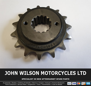Ducati ST4 916 Sporttouring 1999 - 2003 Front Rubber Sprocket OEM Replacement