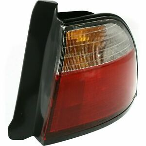 New Fits HONDA ACCORD 96-97 Tail Lamp Right Side Outer Lens & Housing HO2801119