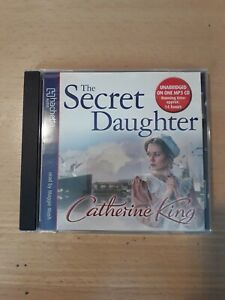 The Secret Daughter Catherine King MP3 CD Audio Book