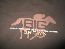 2008 Monmouth Stakes Haskell Invitational - Big Brown (Lg) Long Sleeve Shirt