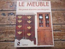LE MEUBLE DES GRANDS EBENISTES AUX DESIGNERS ART NOUVEAU DECO DESIGN PROUVE