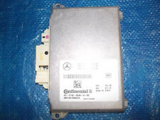 New 12 13 Mercedes Benz C250 Park Assistant Cruise Control Video & Radar Module